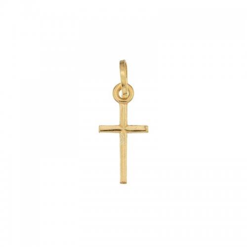 Yellow Gold Cross 803321702890