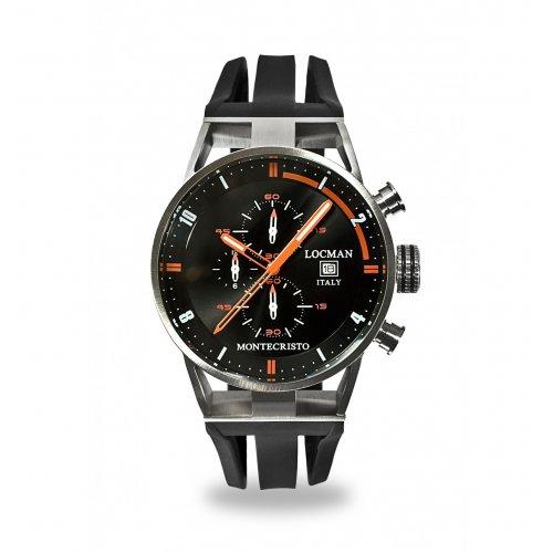 Orologio Locman Montecristo Cronografo Quarzo 051000BKFOR0GOK