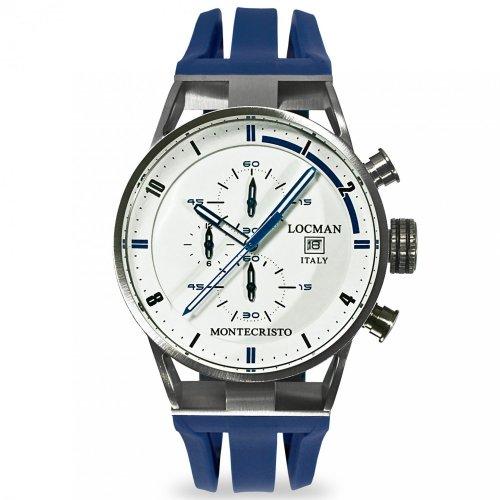 Orologio Locman Montecristo Cronografo Quarzo 051000WHFBL0GOB