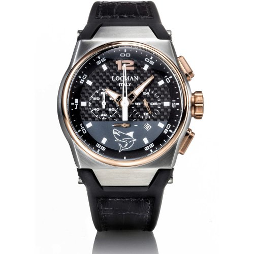 Locman Sea Collection Chronograph watch 0555M09R-0RCBRGGPK