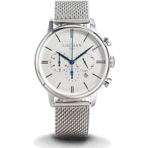 Orologio Locman Collezione 1960 Cronografo 0254A06A-00AGNKB0