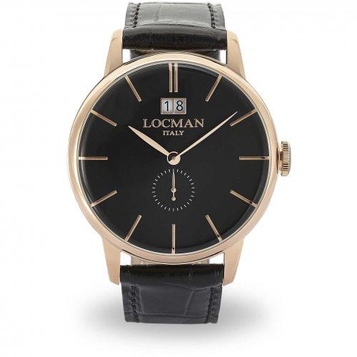 Orologio Locman Collezione 1960 Gran Data 0252V09-RGBKRGPK