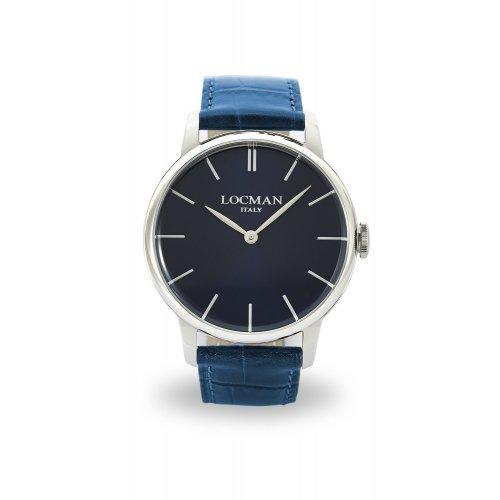 Locman Watch 1960 Collection 0251V02-00BLNKPB