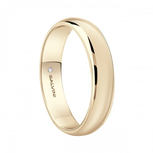 Salvini wedding ring Yellow gold Special Day 20078162