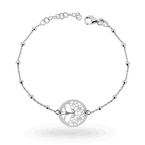 Bracciale donna albero della vita argento 925 18264