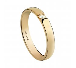 Salvini wedding ring Yellow gold Forever 20035201