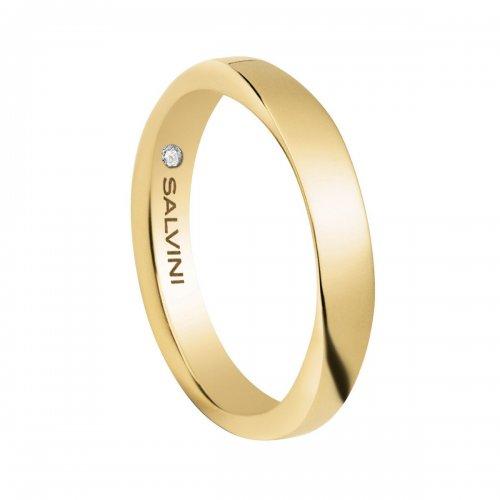 Fede nuziale Salvini Oro giallo Infinity 20054467