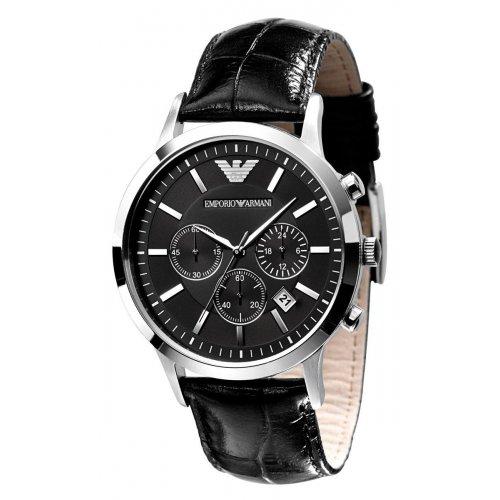 EMPORIO ARMANI Men's Watch AR2447 Chronograph Case in Steel