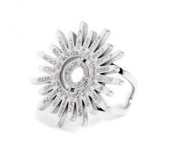 Marlù Woman Ring Vision Sole Collection 33AN0001