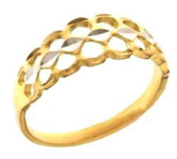 Yellow Gold Woman Ring 803321732080