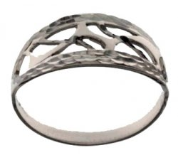 White Gold Woman Ring 803321715312