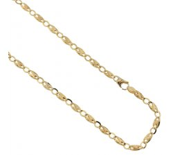 Yellow Gold Men's Necklace 803321729974