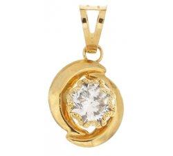 Ciondolo donna punto luce Oro giallo 803321729881