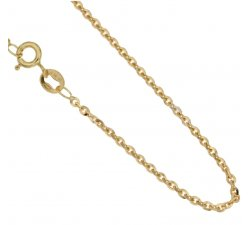 Woman Necklace in Yellow Gold 803321720045