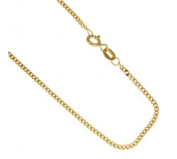 Yellow Gold Men's Necklace 803321720399