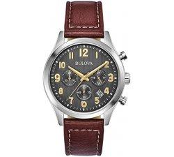 Orologio Bulova 96B301 Uomo Collezione Crono MS