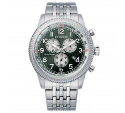 Orologio uomo Citizen Aviator Crono AT2460-89X
