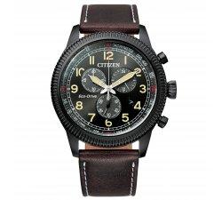 Orologio uomo Citizen Aviator Crono AT2465-18E