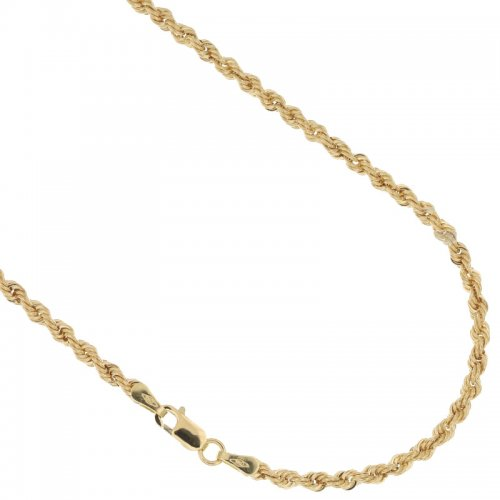 Woman Necklace in Yellow Gold 803321705667