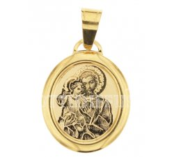 Saint Joseph Pendant Yellow Gold 803321714797