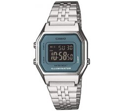 Orologio CASIO da donna LA680WGA-2BDF Vintage Collection
