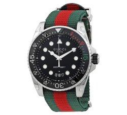 Orologio Gucci Uomo YA136209A Collezione Dive