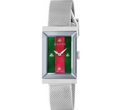 Orologio Gucci Donna YA147401 Collezione G-Frame