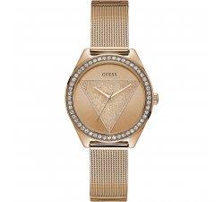 Orologio Guess da donna Collezione Triangle Glitz W1142L4
