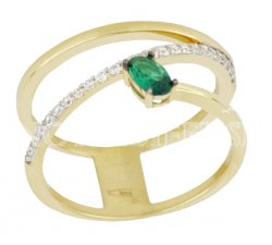 Yellow Gold Woman Ring 803321738624