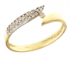 Yellow Gold Woman Ring 803321732043