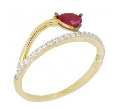 Yellow Gold Woman Ring 803321738639