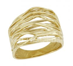 Yellow Gold Woman Ring 803321739171