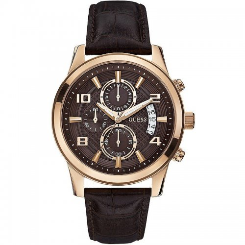 GUESS men's watch Exec Collection W0076G4