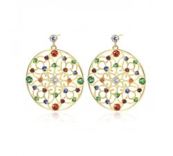 Brosway Woman Earrings Corinto BOI24 collection