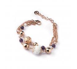Bracciale Sovrani gioielli Donna Cristal Magique J5164