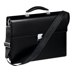 Meisterstück 104607 Montblanc 2-compartment briefcase