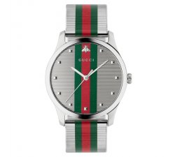 Gucci Men's Watch YA126284 G-Timeless Collection