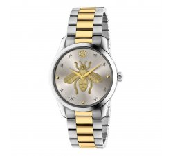 Gucci Unisex Watch YA1264131 G-Timeless Collection