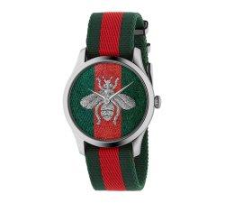 Orologio Gucci Unisex YA1264148 Collezione G-Timeless