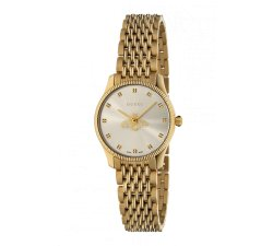 Gucci Women's Watch YA1265021 G-Timeless Collection
