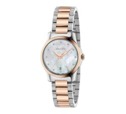 Gucci Women's Watch YA126544 G-Timeless Collection