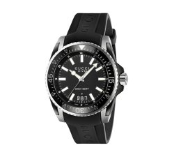 Gucci Men's Watch YA136204A Dive Collection