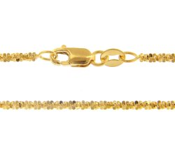 Woman Necklace in Yellow Gold MCC025GG45
