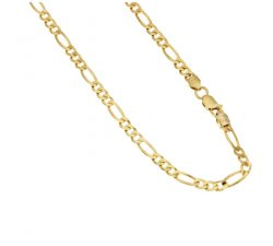 Yellow Gold Men's Necklace 803321721038