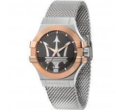 Orologio Maserati uomo Collezione Potenza R8853108007