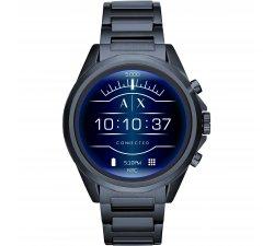 Men's smartwatch watch ARMANI EXCHANGE CONNECTED AXT2003