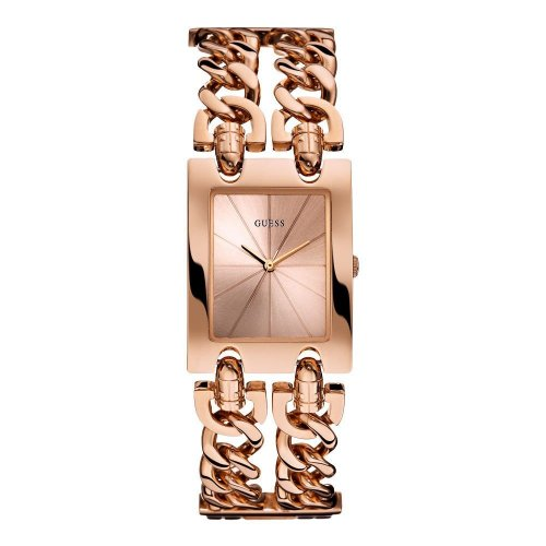 GUESS Ladies Watch PVD Rose Gold W0073L2