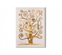 Painting Acca Argenti Tree of life Klimt 107DH.70