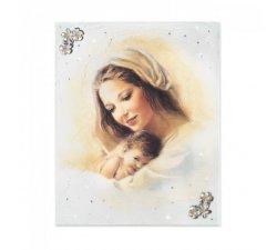 Quadro Acca Argenti Madonna con Bambino 287BV