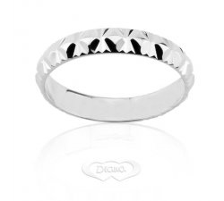 Diana ring in silver AGFD26L4B